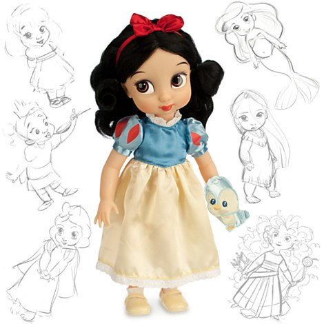 Snow White and the  Seven Dwarfs Level 5 for children