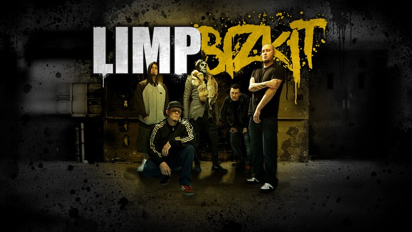 Get Naked (feat. Tommy Lee) Limp Bizkit