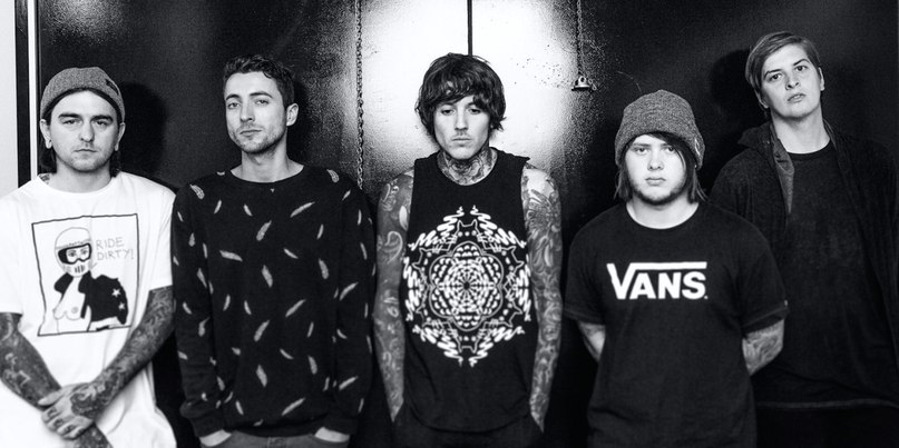 Shadow Moses (In Session) Bring Me The Horizon