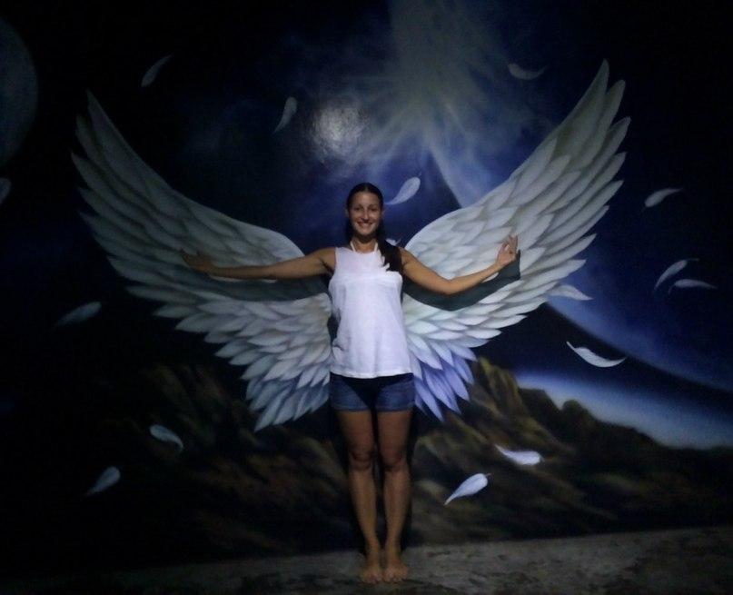 Как сделать так чтобы выросли настоящие крылья